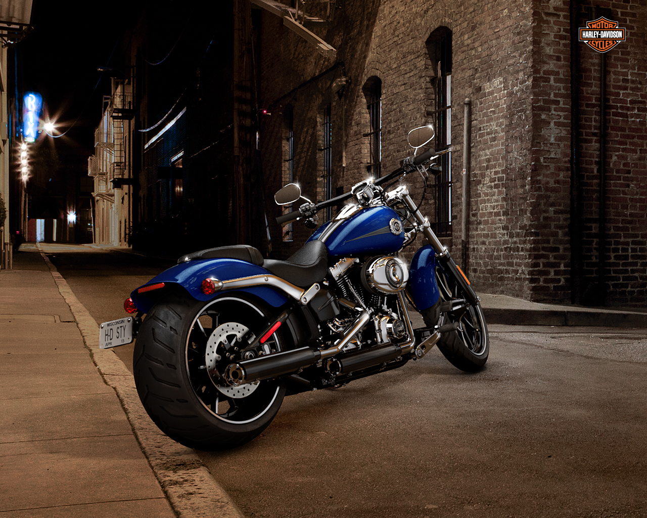 Hd Wallpapers: Harley-Davidson HD Wallpapers(High Quality)