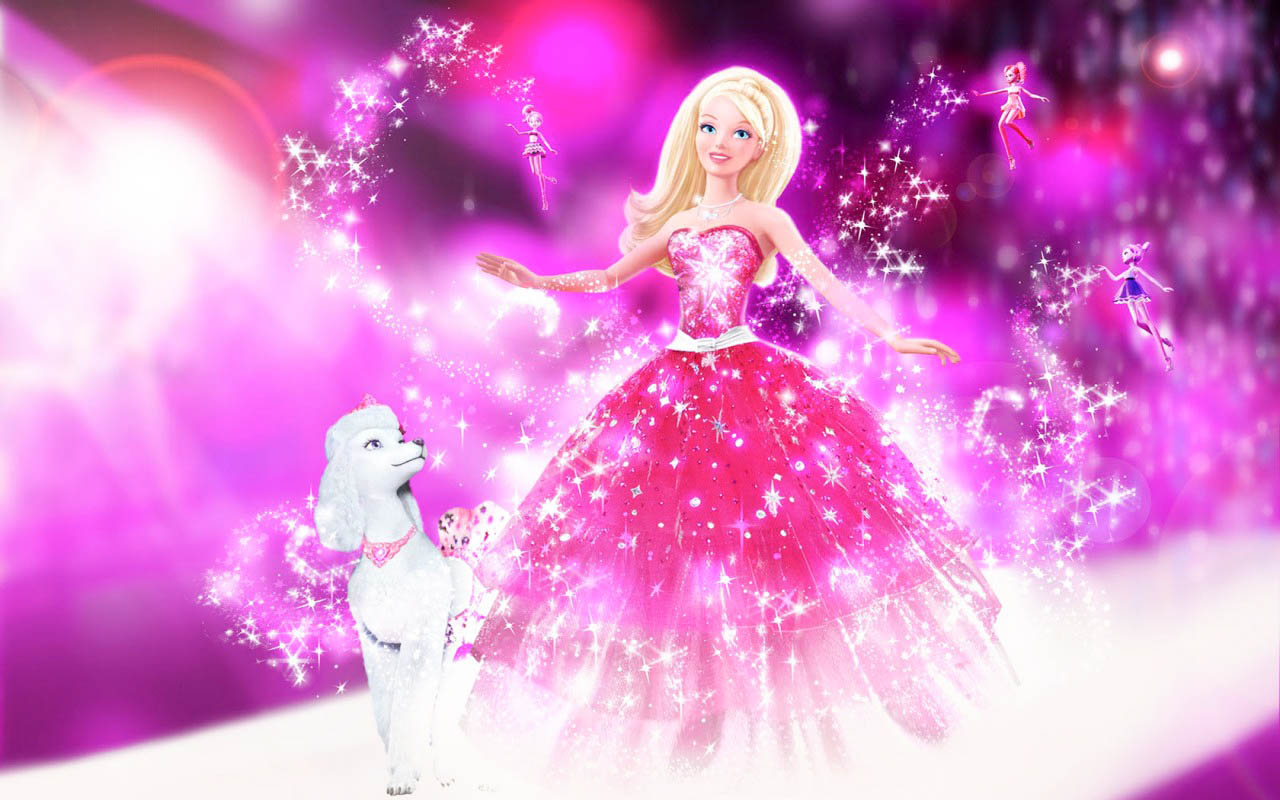 Barbie Doll Best Hd Wallpapers High Quality