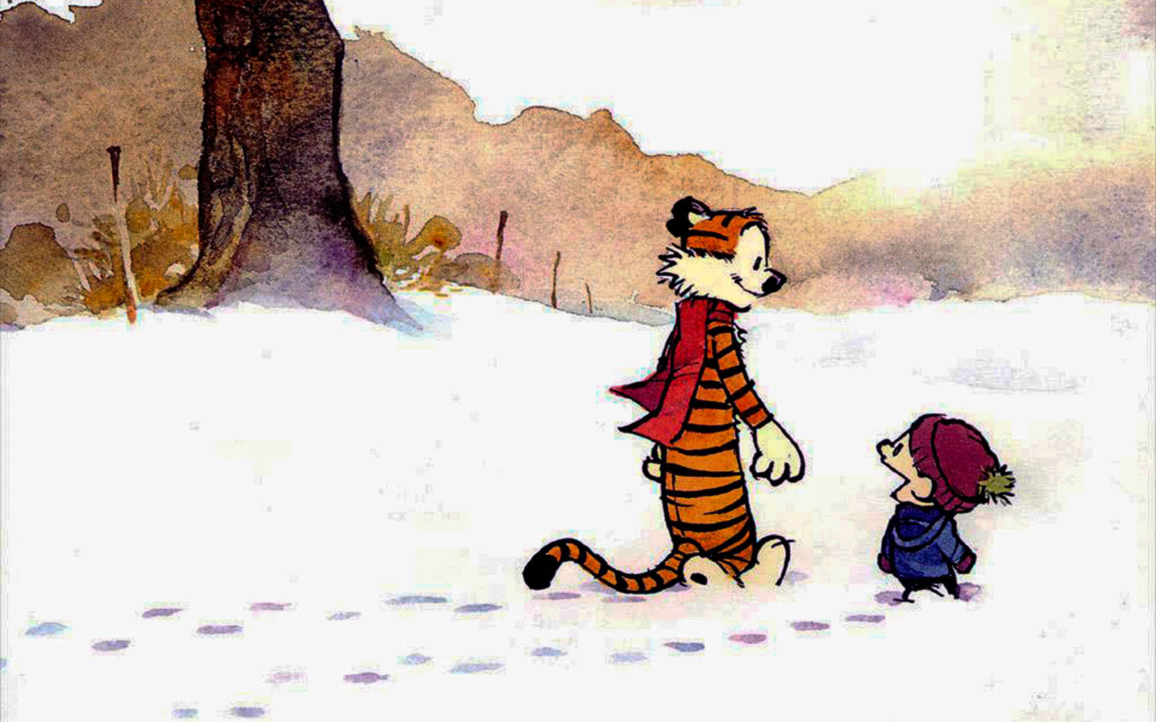 Calvin Hobbes Awesome Hd Pictures Backgrounds All Hd