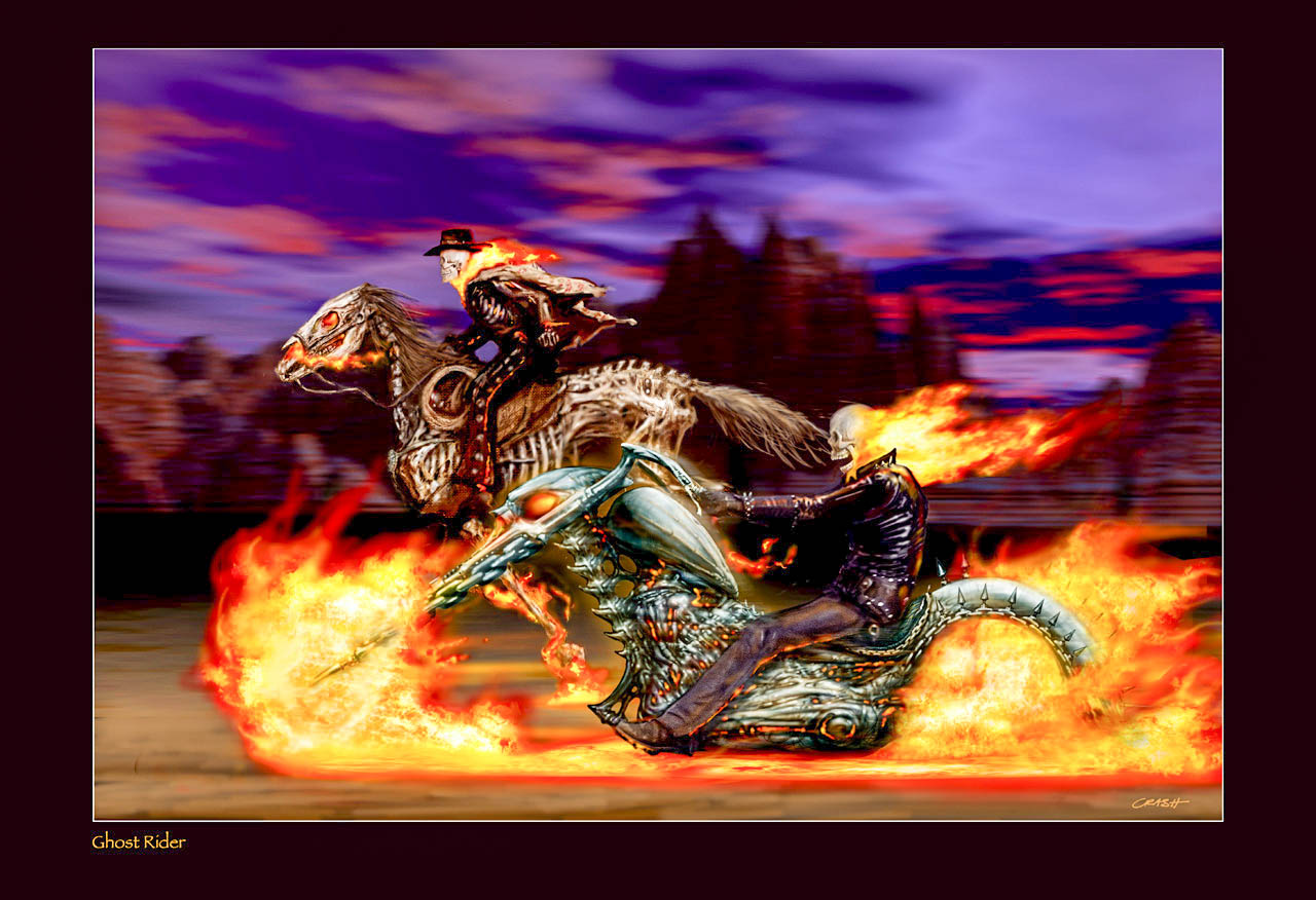 Ghost Rider Amazing Wallpaers HD Pictures ...