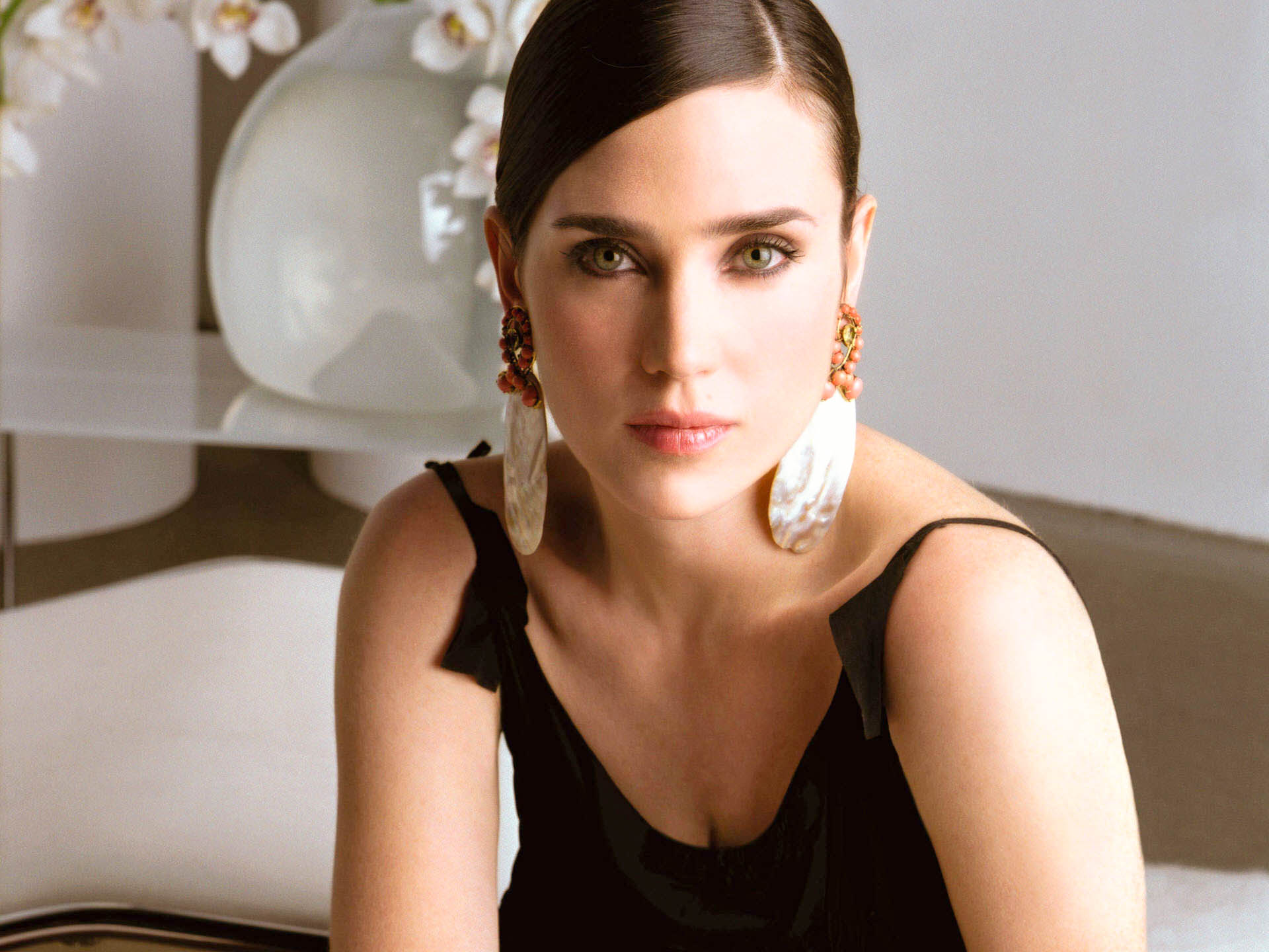 Sexy Jennifer Connelly Hd Wallpapers High Definition -9953