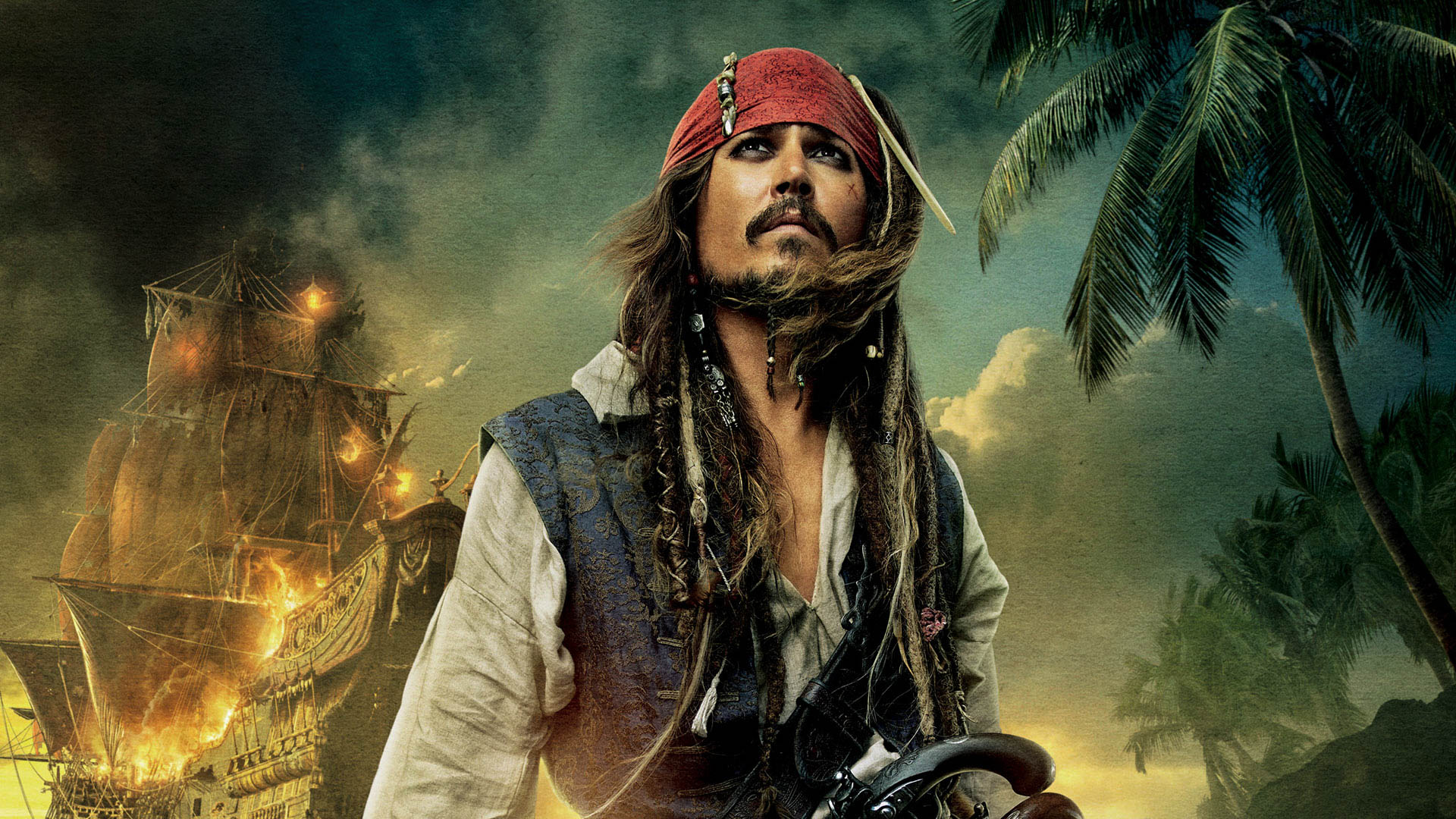 Johnny Depp 2017 Latest HD Wallpapers Pictures