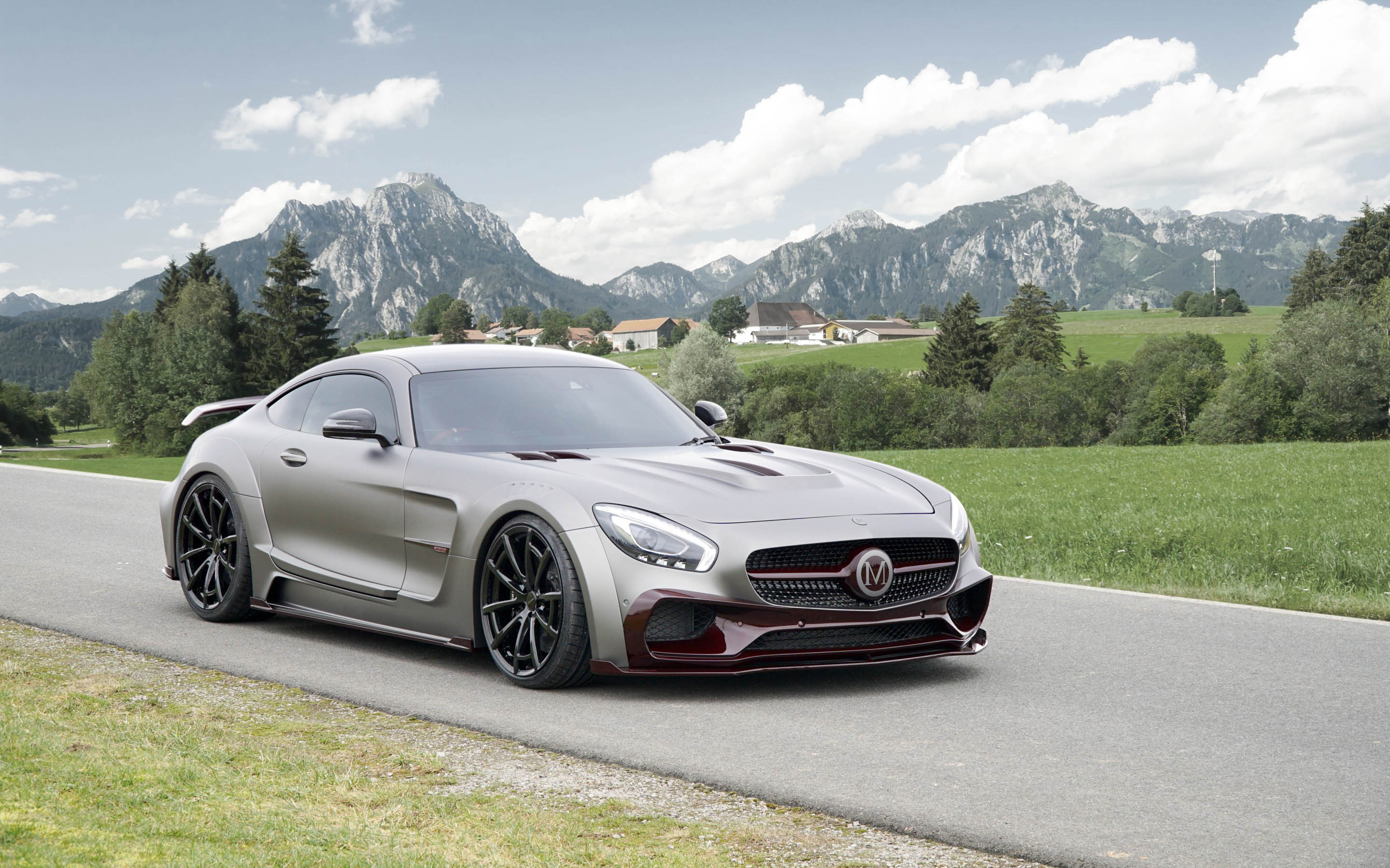 Mercedes-AMG GT Some Awesome HD Wallpapers - All HD Wallpapers