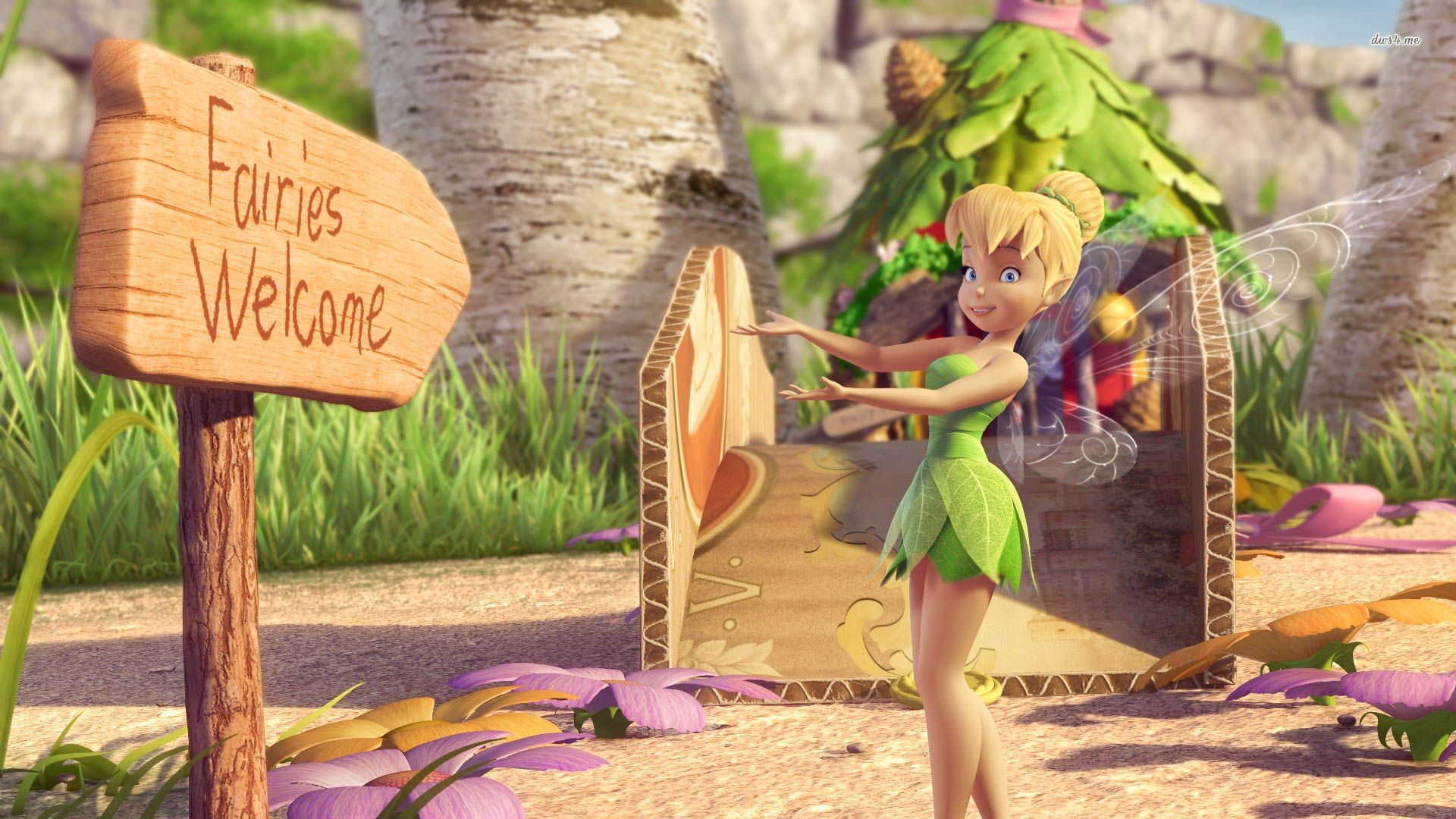 tinker bell 2016 cartoon hd wallpapers