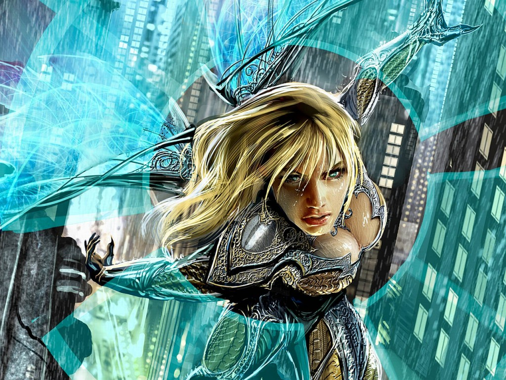 Witchblade (6)