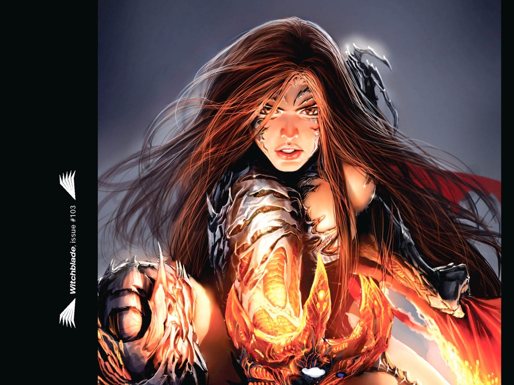 Witchblade (7)