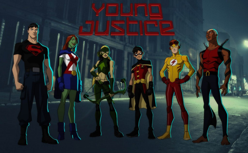 Young Justice (2)