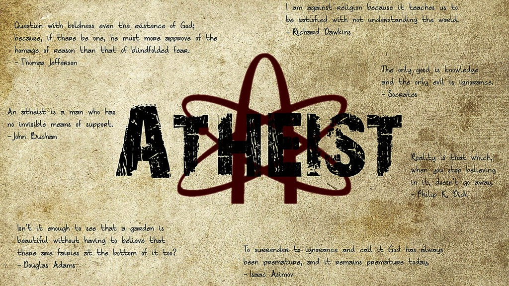 Atheism (4)