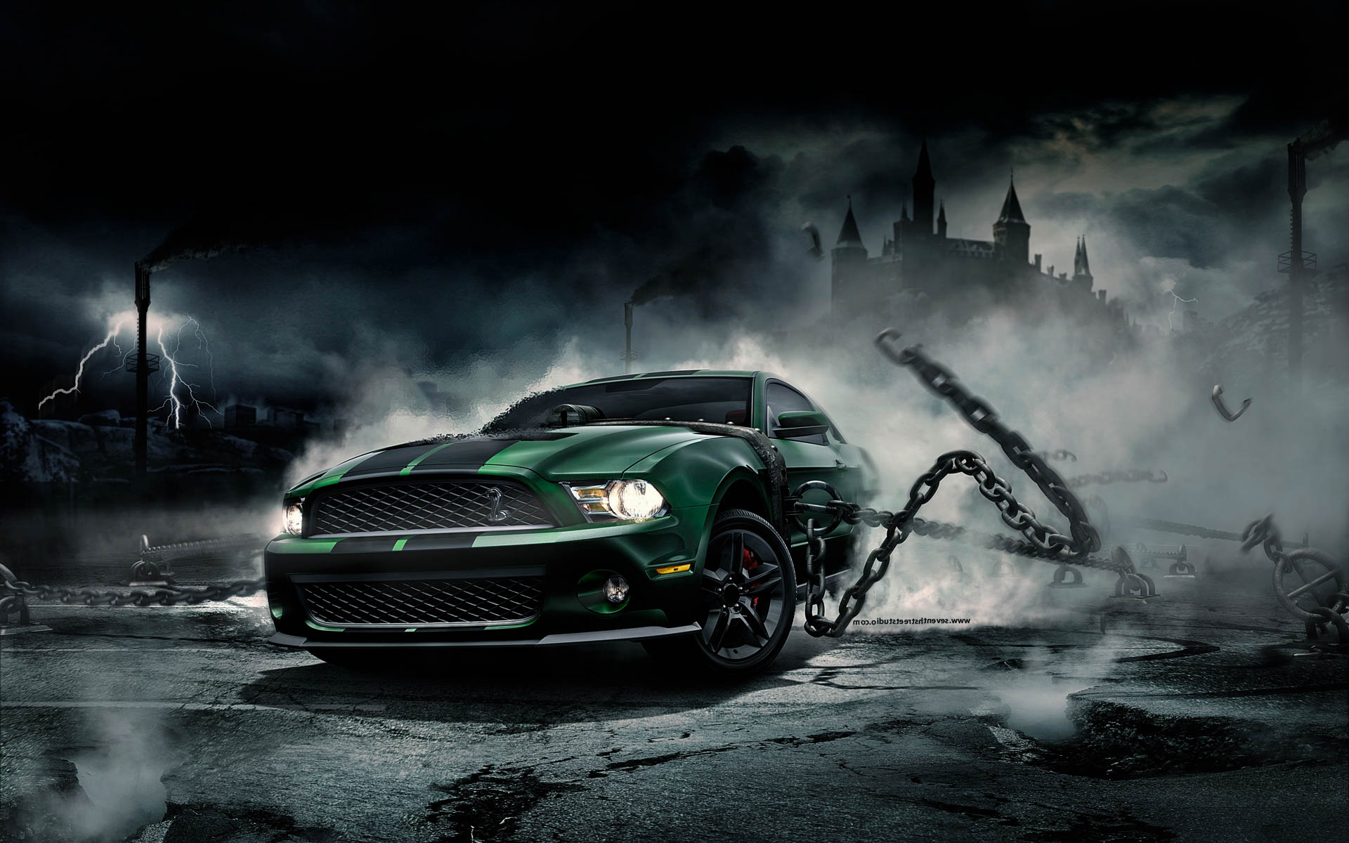 Ford Mustang New Model Epic Hd Wallpapers 2017