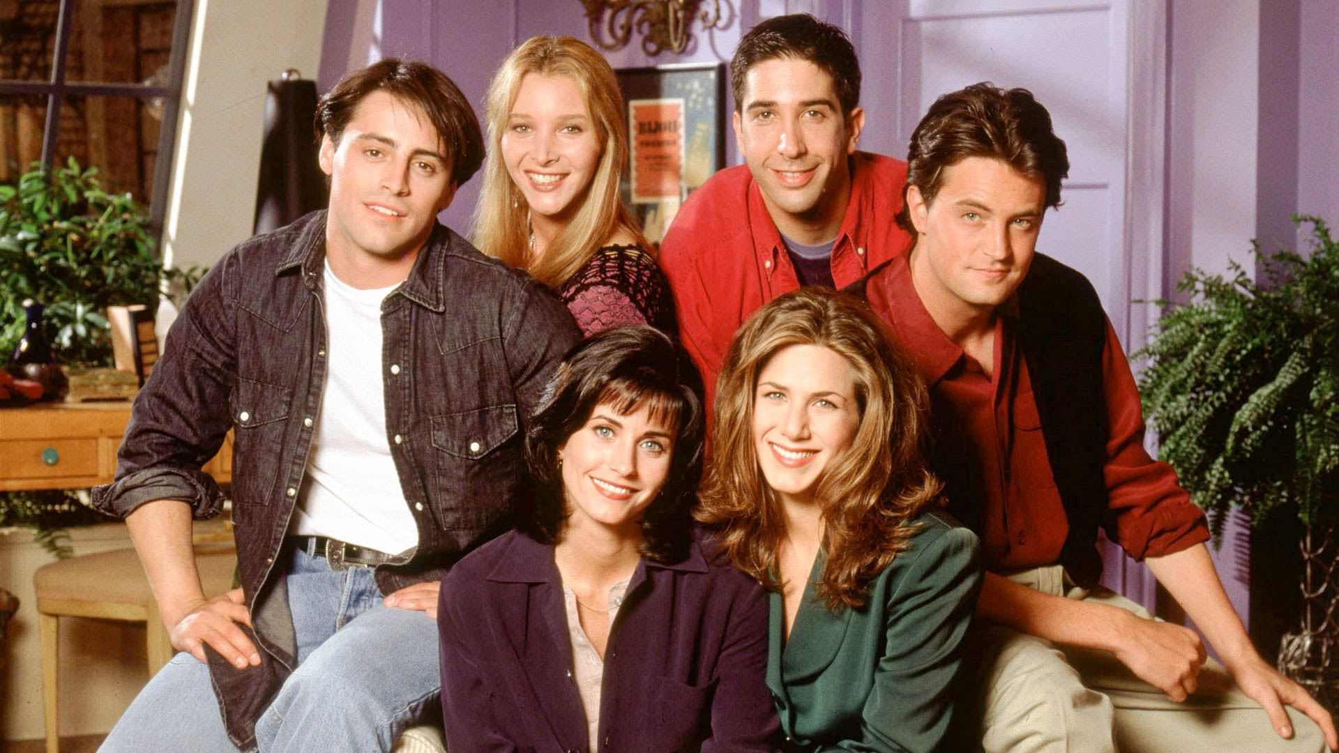 Tv Show Friends Some Beautiful HD Wallpapers In High ...