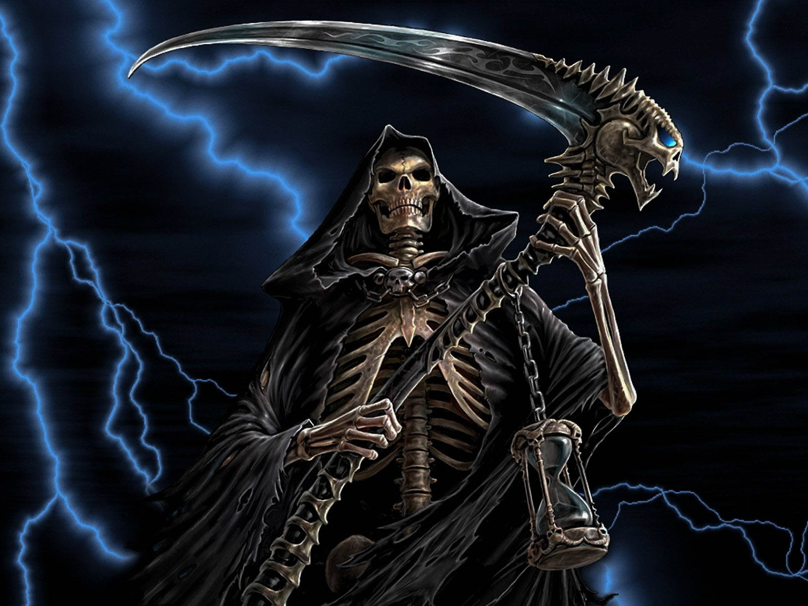 Grim Reaper Amazing Wallpapers Images Hd Pictures High Quality