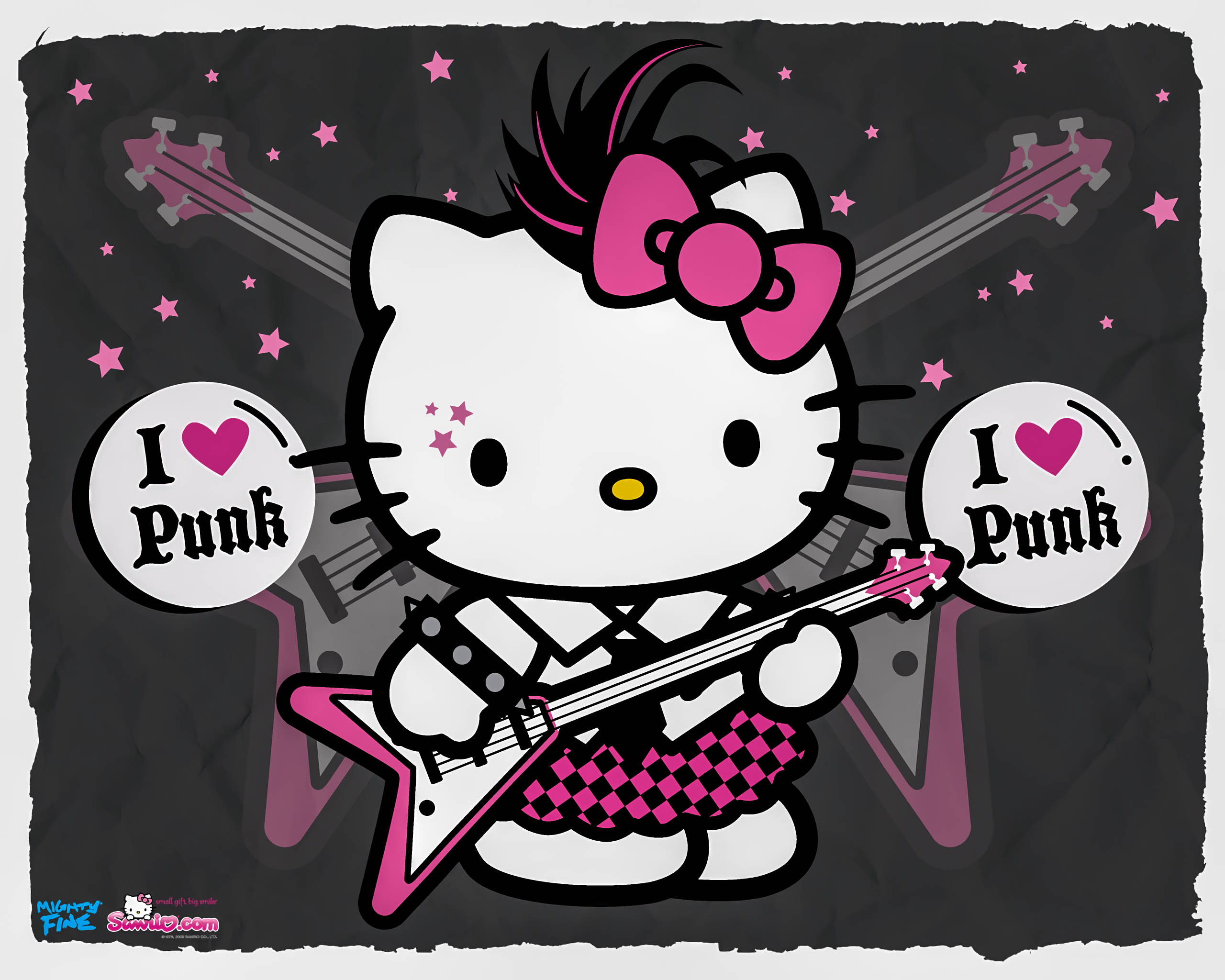 Hello Kitty Anime Beautiful Hd Wallpapers In High Definition