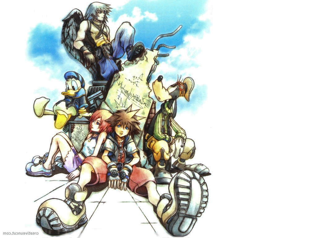 ... Kingdom Hearts (3) ...