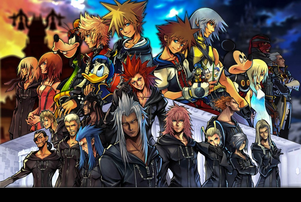 Kingdom Hearts (8)