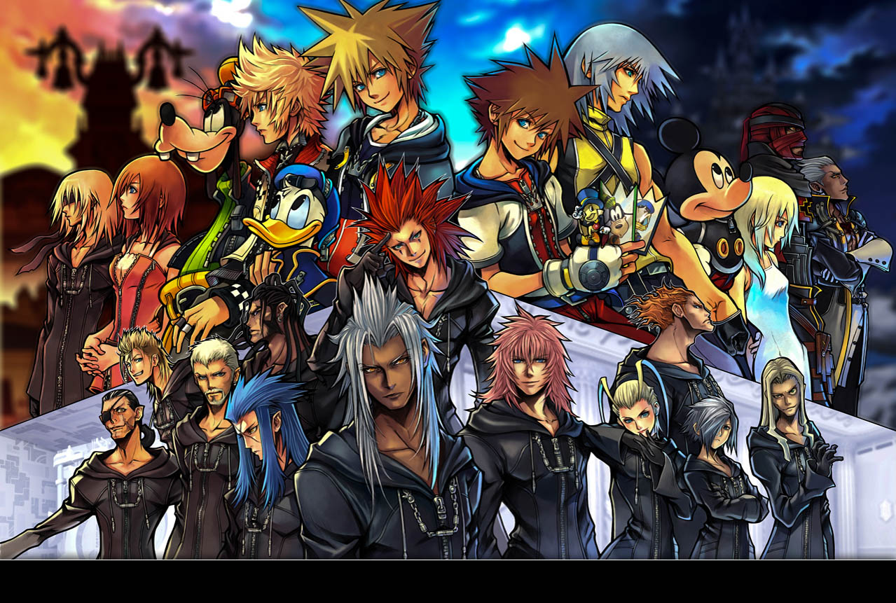 Kingdom Hearts Video Game New Wallpapers, Backgrounds (High