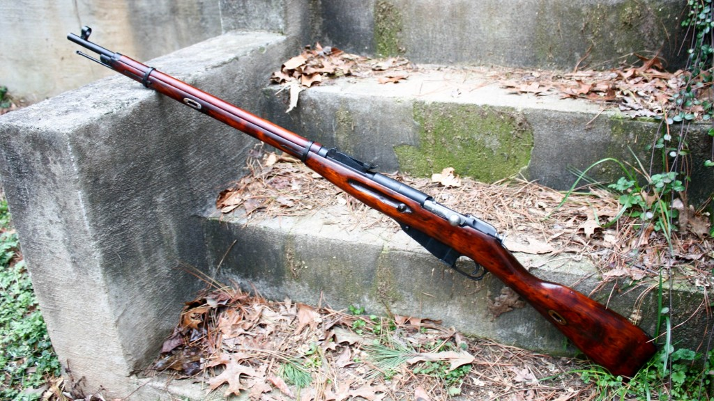 Mosin Nagant Rifle (4)