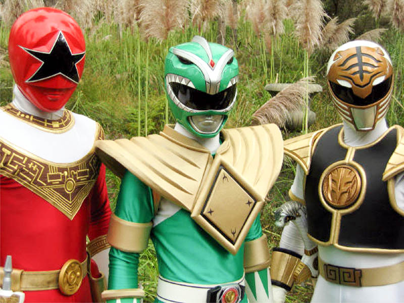Power Rangers (1)