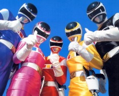 Power Rangers (6)
