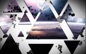 Triangles (Abstract) HD Backgrounds And Wallpapers In High Resolution….