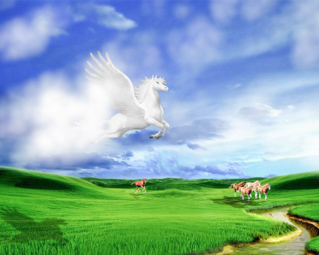 Pegasus Beautiful Wallpapers, Images Desktop Background In