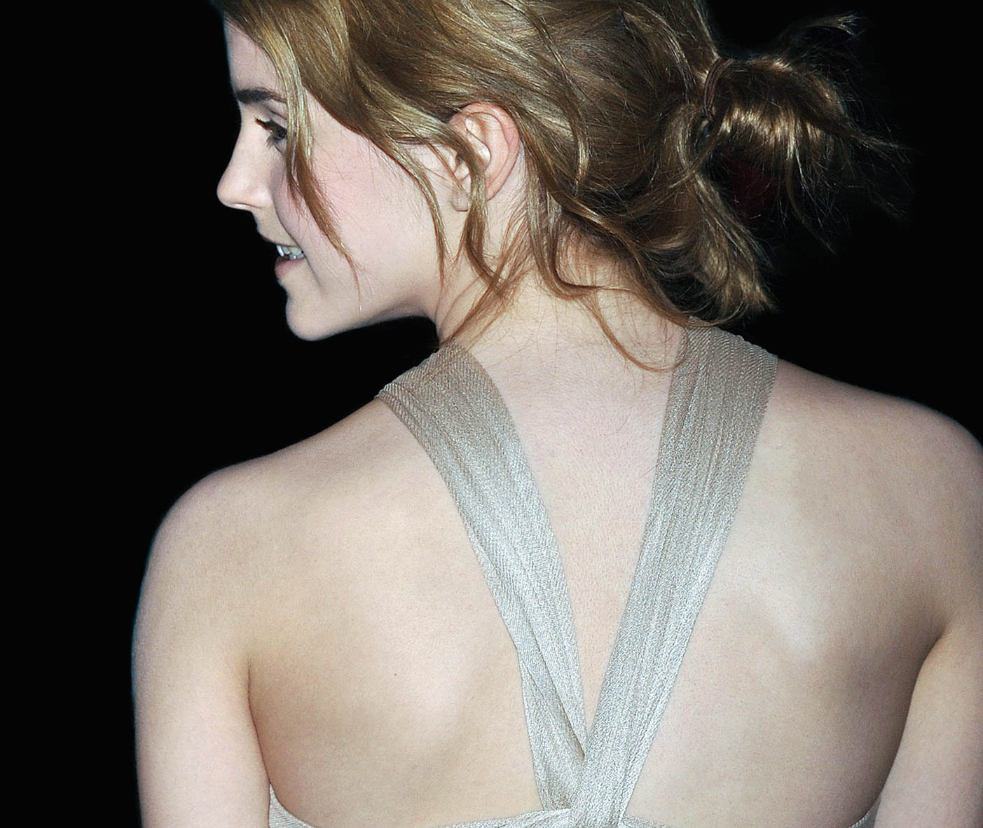 Emma Watson in Italian Vogue Covers Wallpapers in jpg format for