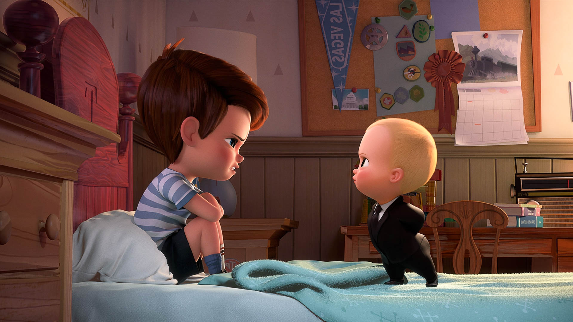 Download Film Boss Baby 2017