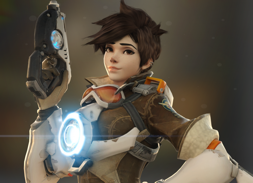 Overwatch HD Wallpaper 12