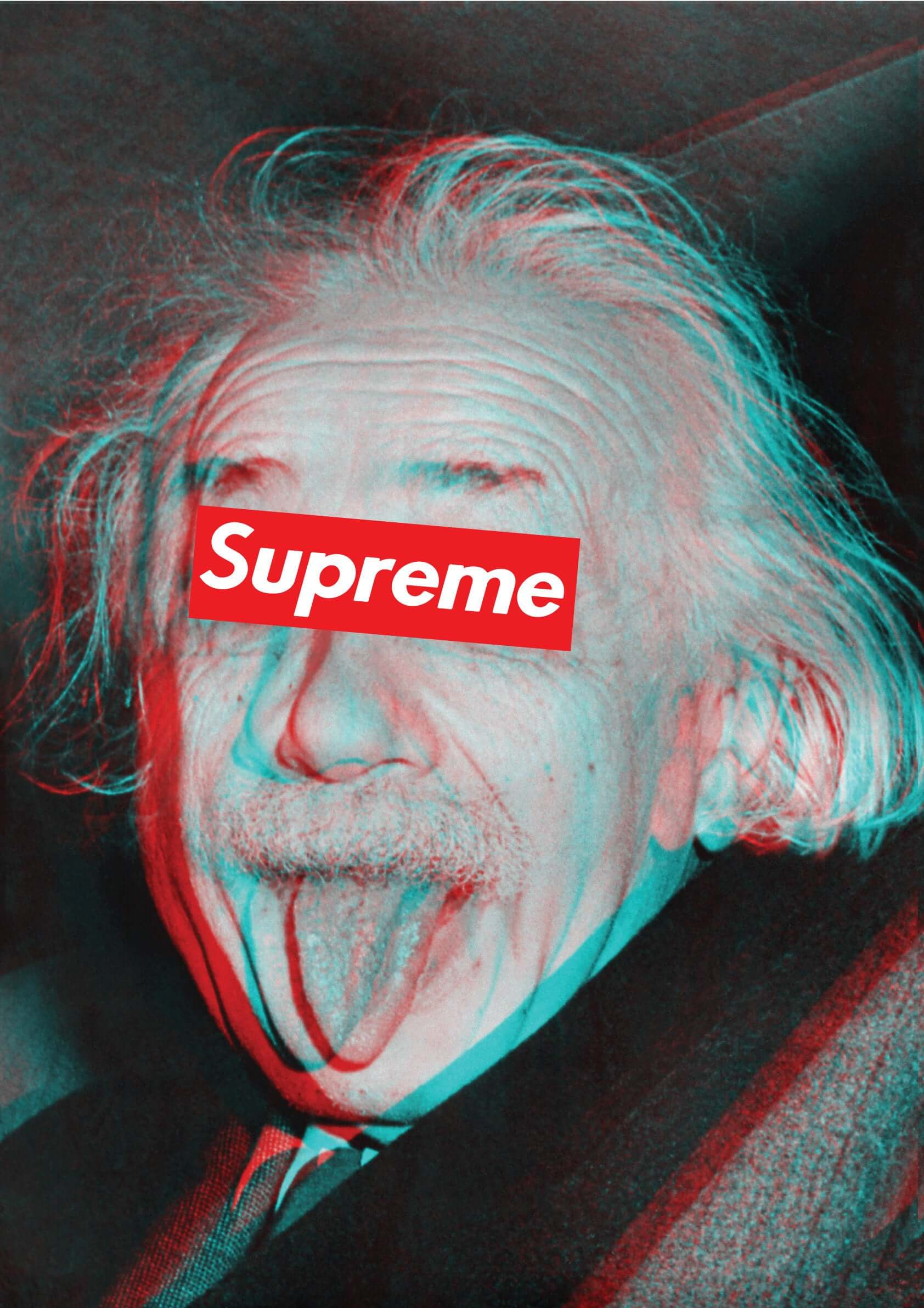 Albert Einstin Supreme Wallpaper