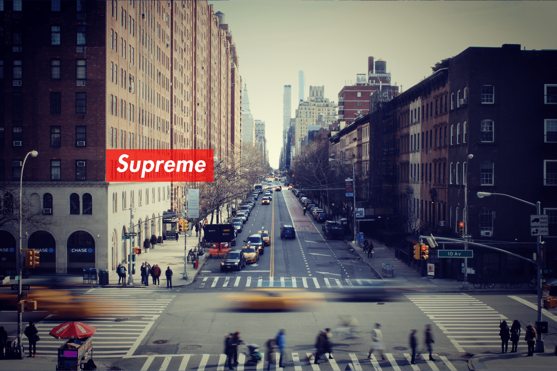 Original Supreme Wallpapers for Desktop