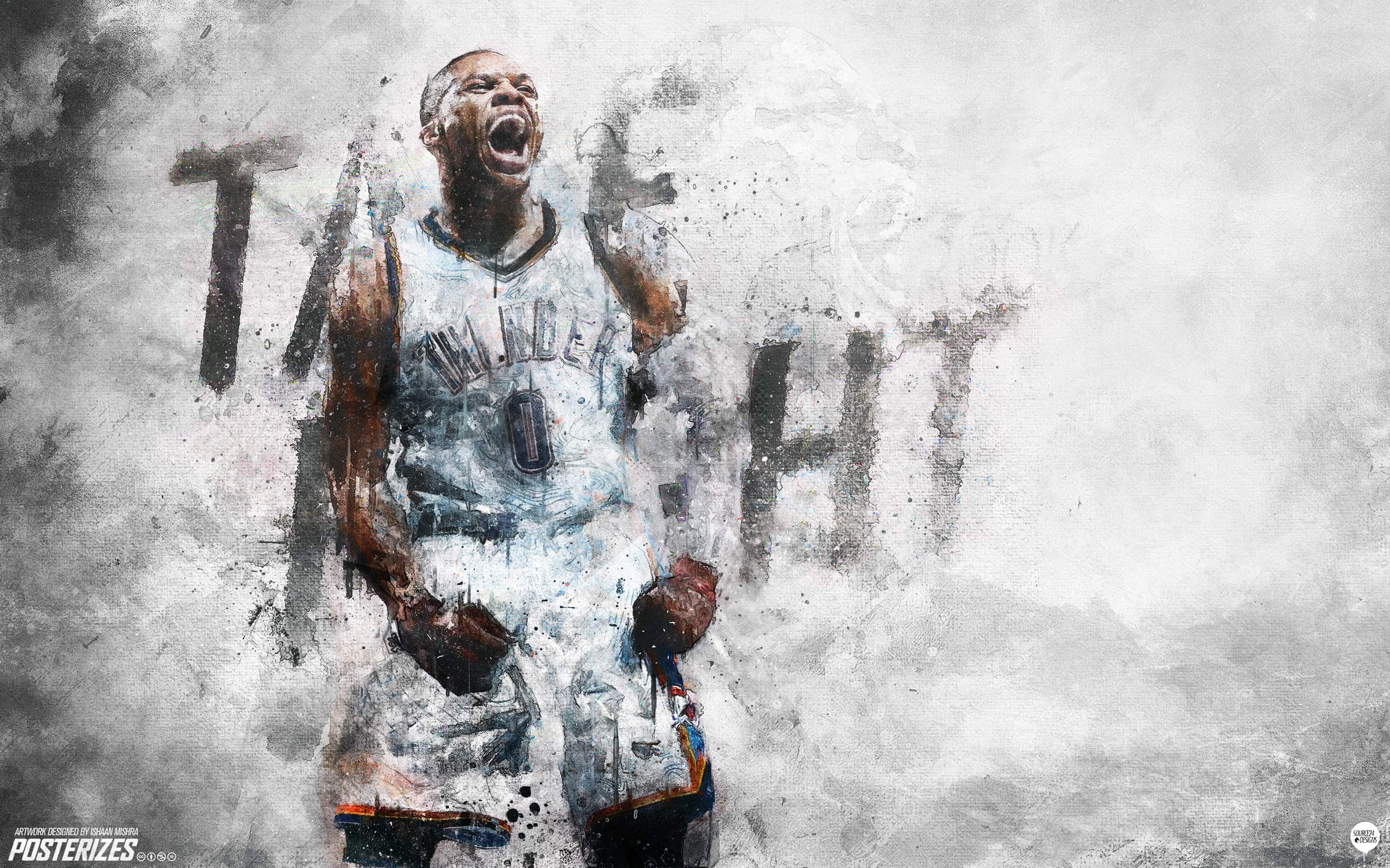 Russell Westbrook NBA WALLPAPER