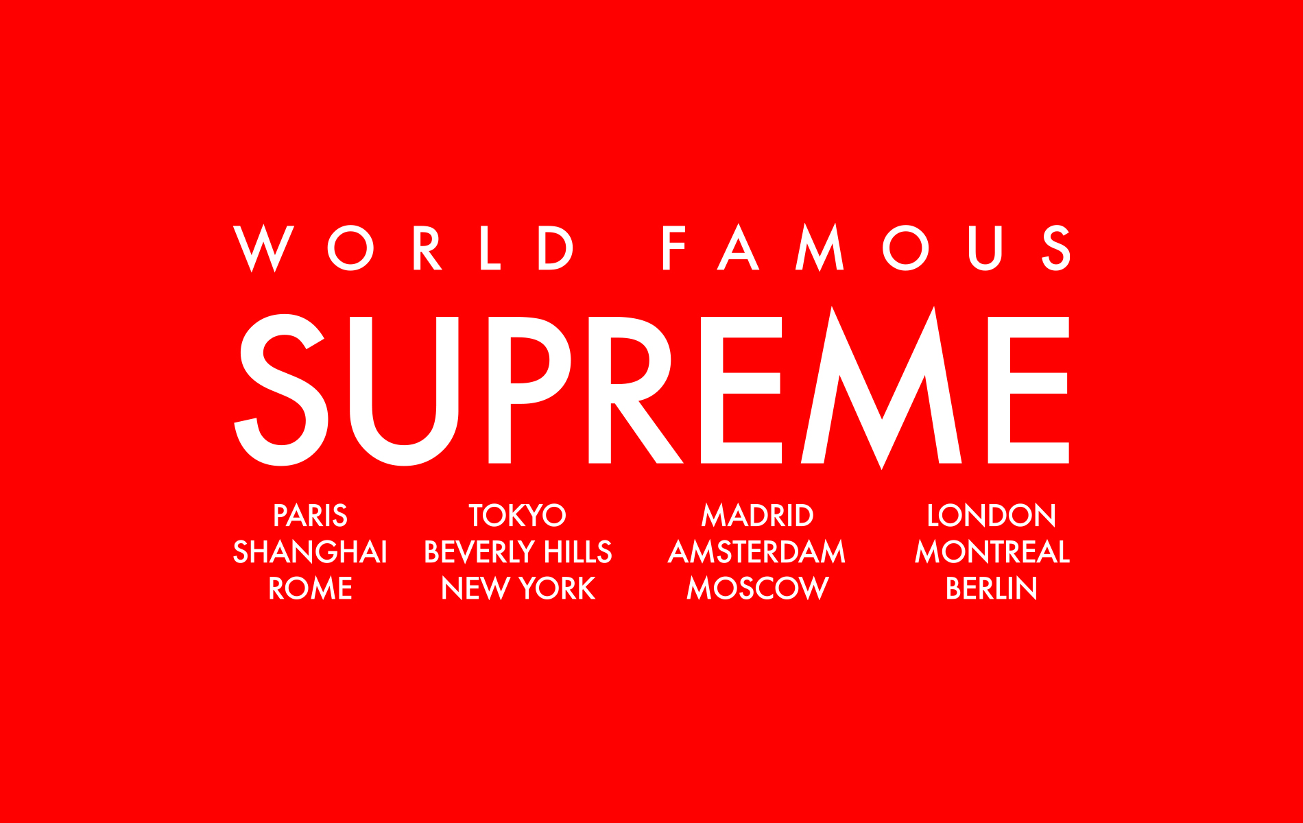 Supreme Wallpapers desktop and mobile HD 27