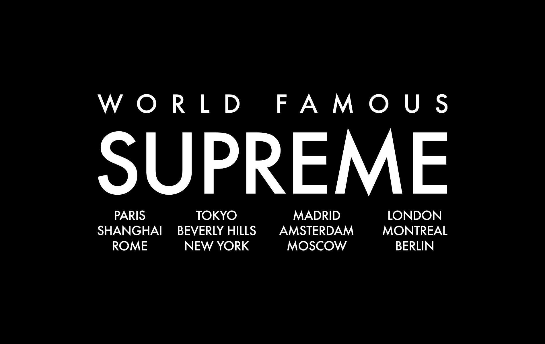 Supreme Wallpapers desktop and mobile HD 31