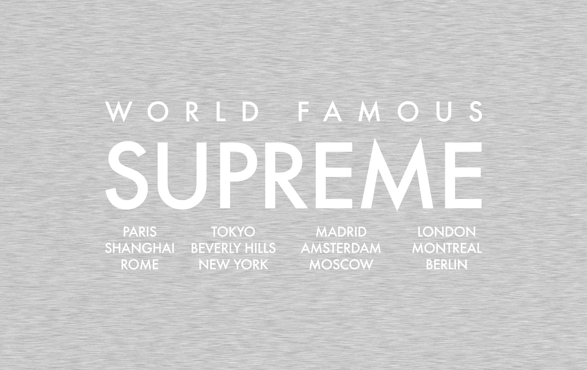 Supreme Wallpapers desktop and mobile HD 32