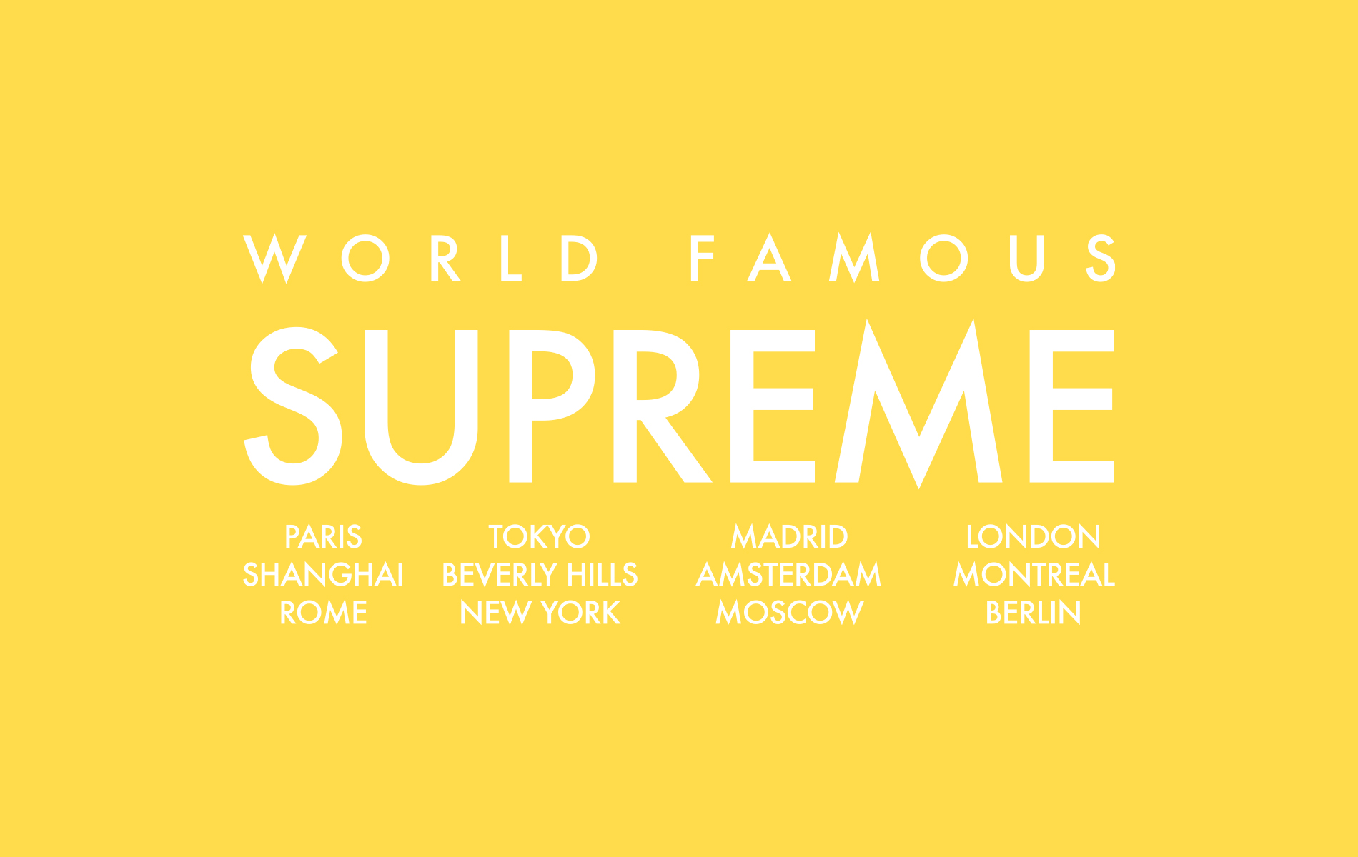 Supreme Wallpapers desktop and mobile HD 35