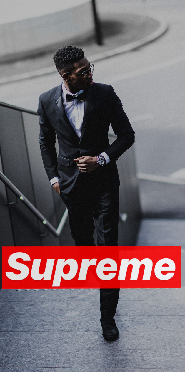 Black man supreme