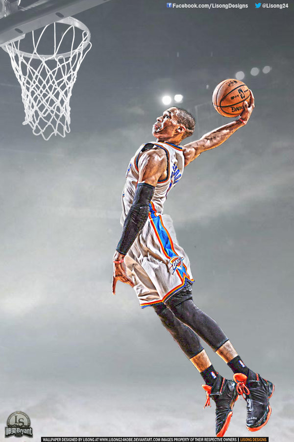 Russel Westbrook mobile hd
