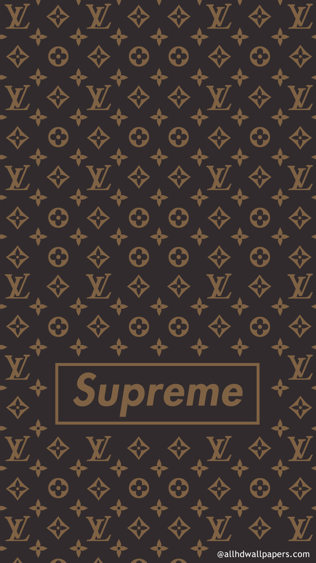 Supreme Wallpaper for mobile