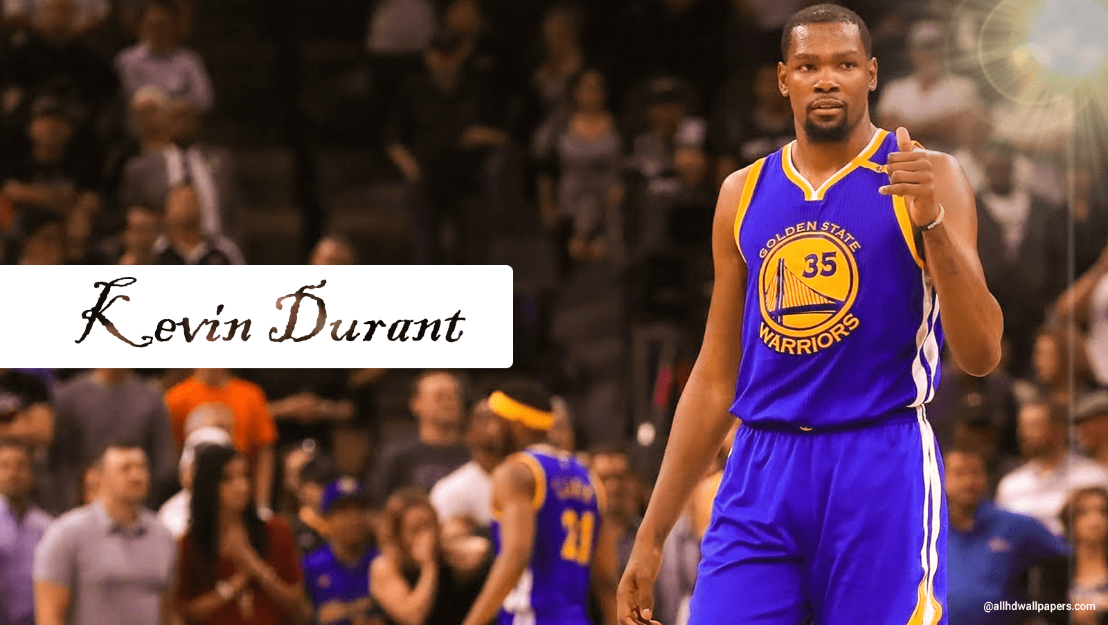 ... Kevin Durant HD Wallpaper ...