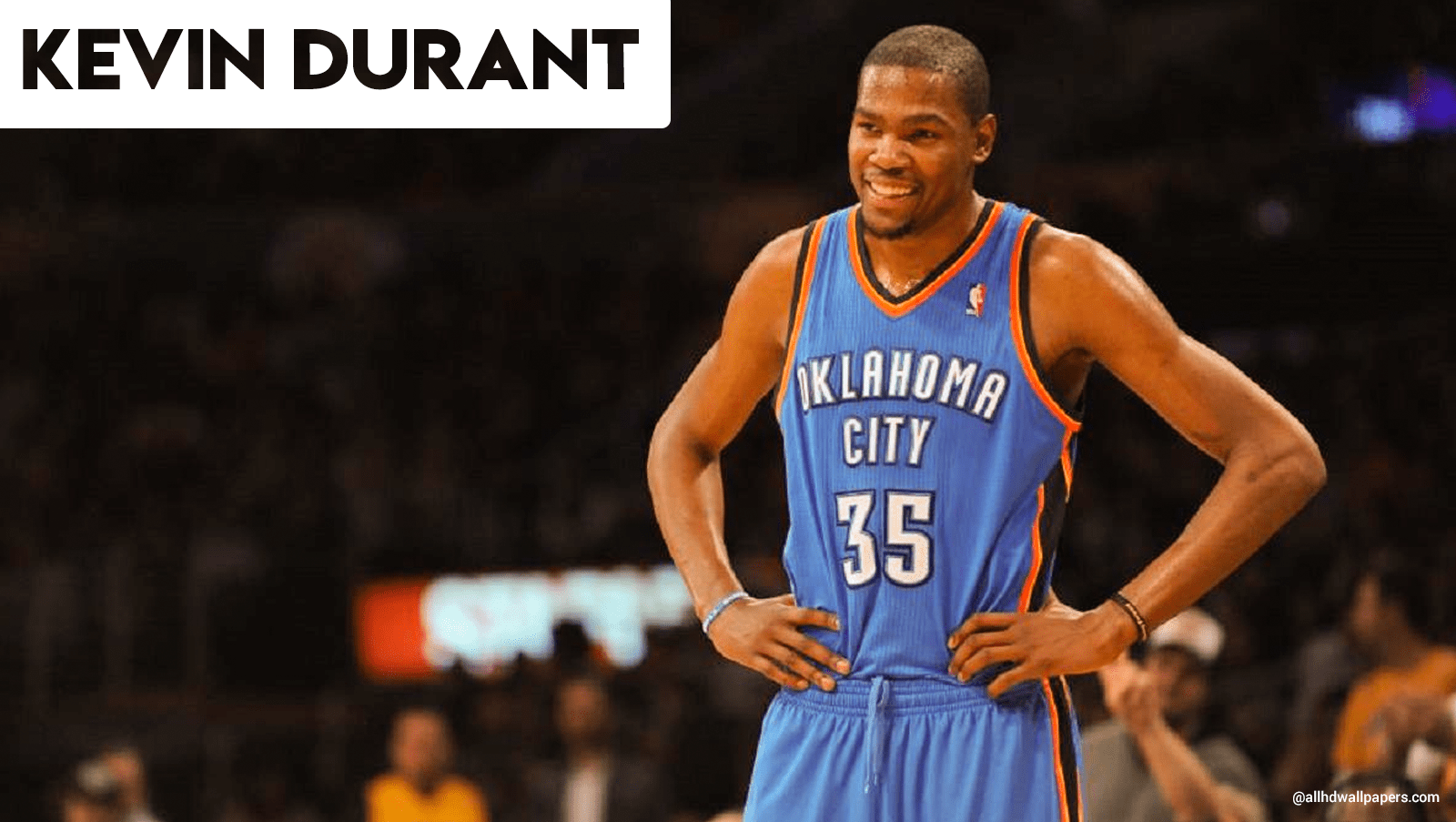 ... Kevin Durant NBA Desktop Wallpaper ...