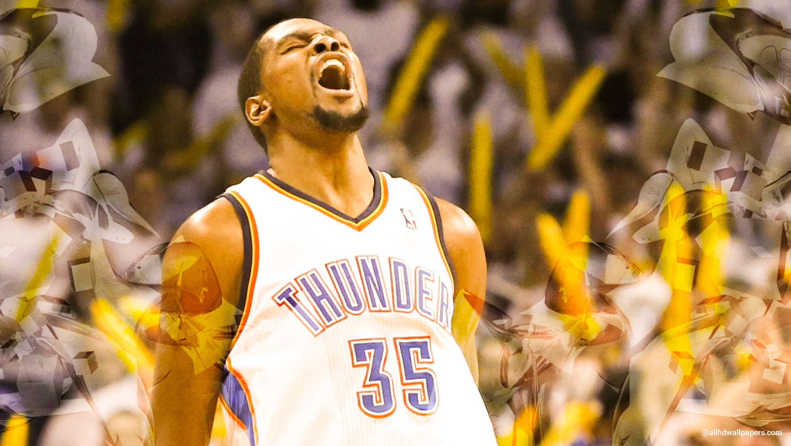 Kevin Durant Player Wallpaper ...