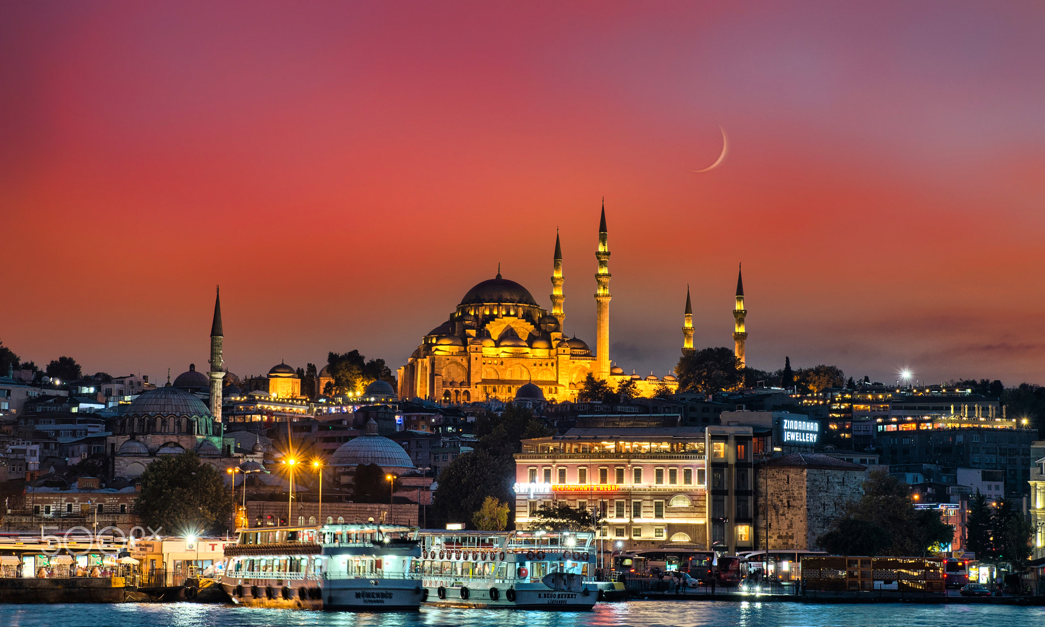 Istanbul, Turkey 4K Wallpapers3